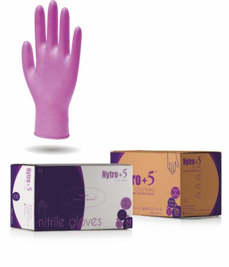Nytro+5 Nitrile Gloves