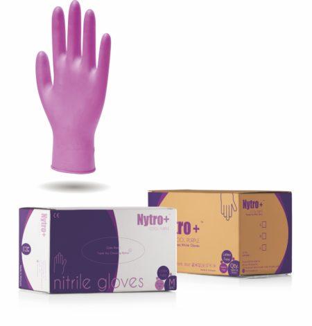 Nytro+ Nitrile Gloves