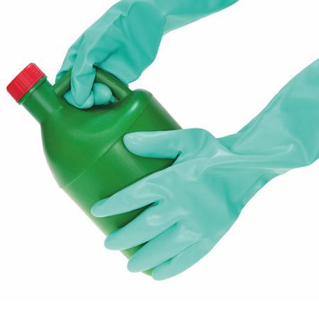 Nytro+15 nitrile gloves
