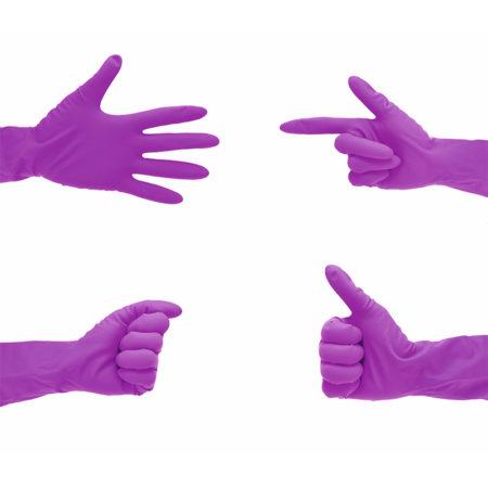 Nytro+5X Nitrile Gloves