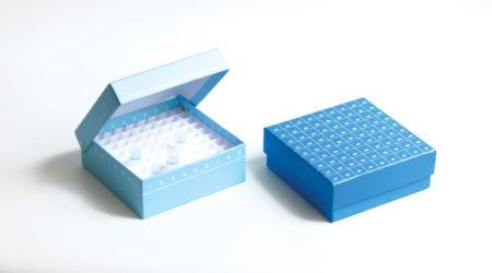 Cardboard Cryobox