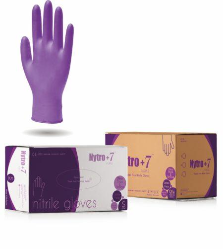 Nytro+7 Nitrile Gloves