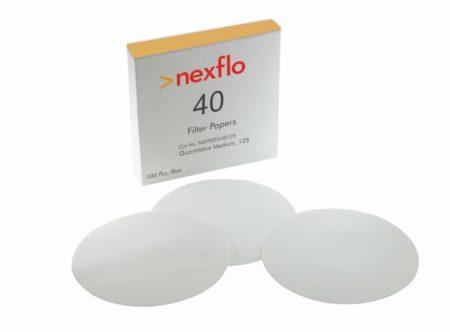Nexflo Filter Papers (Quantitative)