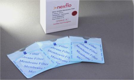 Nexflo MCE Gridded Membrane Filters